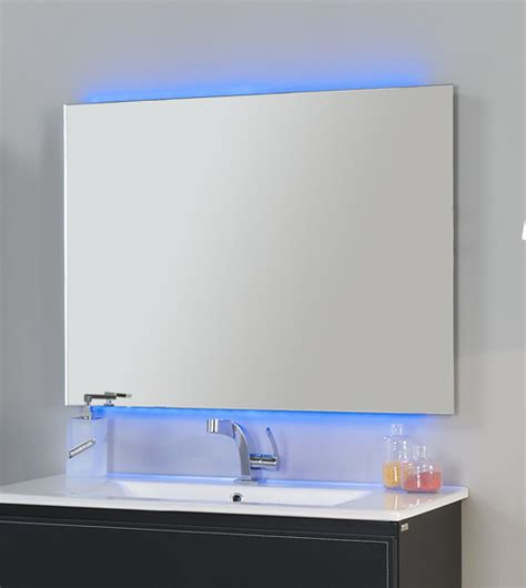 Modern Led Bathroom Mirrors Macral Design Led Mirror 32 Quot Color With Remote