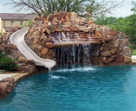 Backyard Pool Water Slides Swimming Pool Slide Pool Slides Swimming Safety Pool Water Slides