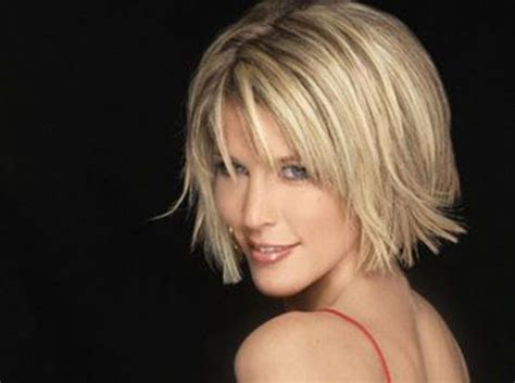 blonde short hairstyles  women short hairstyles