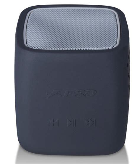 Speaker Bluetooth F D f d w4 bluetooth speaker black buy f d w4 bluetooth