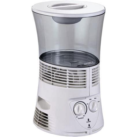 optimus    gallon cool mist evaporative humidifier