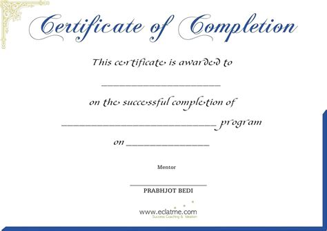 template training course certificate template free confined space