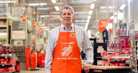 home depot names craig menear ceo hardware retailing