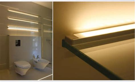 strip bathroom aluminum surface mount led profile housing for led strip