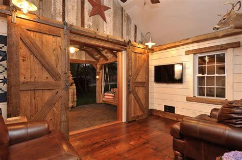 indoor barn door indoor barn doors with rustic family room and americana