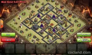 Queens hell anti 3 star th9 war base