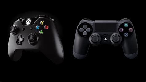E3 2013 hands on dualshock 4 and xbox one controller