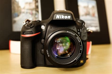 nikon 50mm f1 2 lens obscure