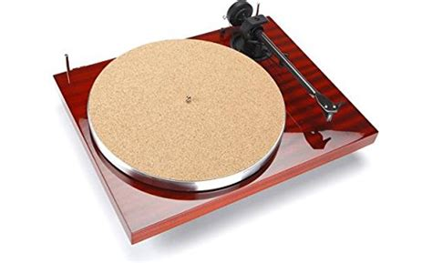 10 Inch Turntable Mat - turntable toys tc 8 cork audiophile turntable mat 1 8 inch