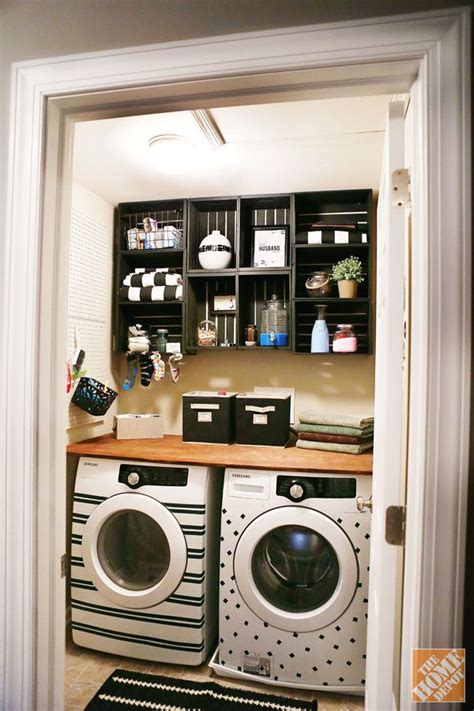 Storage Laundry Room Organization 39 Wood Crate Storage Ideas That Will You Organized In No Time