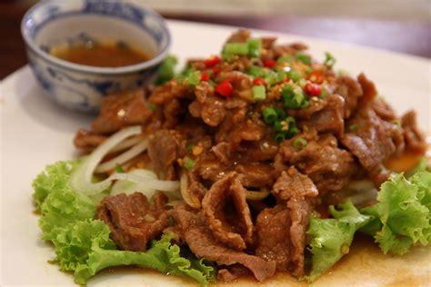 khmer cuisine image gallery khmer food lok lak