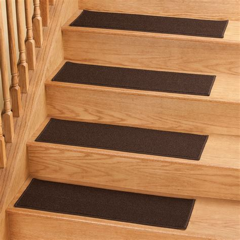 Non Slip Stair Rugs by Solid Non Slip Stair Treads Stair Treads Walter