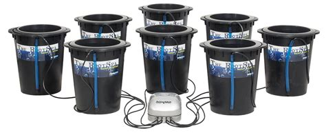 Dwc Search Root Spa 5 Gal 8 System Hydroponics Water Culture System Ebay