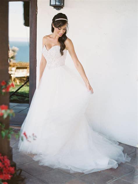 imagenes de vestidos de novia con olanes 21 vestidos de novia estilo princesa el blog de una novia