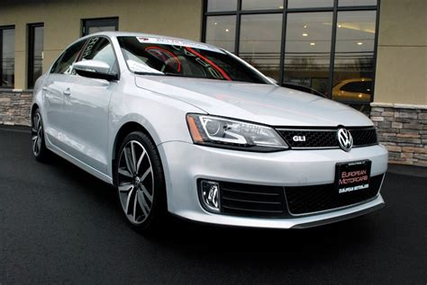 Volkswagen Dealer Ct by 2013 Volkswagen Jetta Gli Pzev For Sale Near Middletown