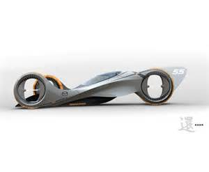 Future Electric Car Designs Mazda Kaan Futuristic Electric Car Concept To Compete