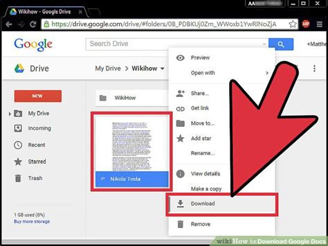 google images download 4 ways to download google docs wikihow