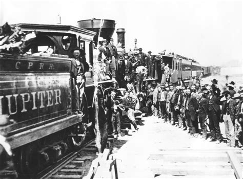 trains in america history of rail transport in the united states