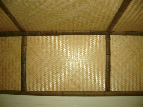 Bamboo Ceiling Book by Bamboo Australia 187 Bamboo Woven Ply