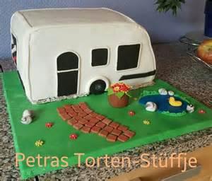 wohnwagen kuchen wohnwagen torte mein hobby www petras torten