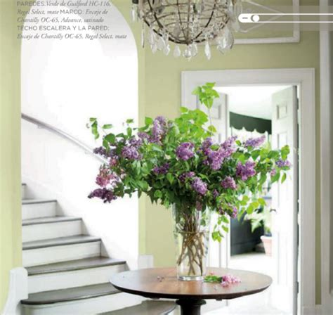 The Green I Would Have Chosen Instead Benjamin Moore's 2015 Color of the Year The Decorologist