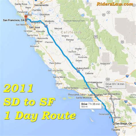 Pch San Francisco To San Diego - pch motorcycle trip california coast american vagrant