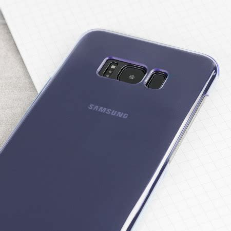 Official Anymode Clear Cover For Samsung Galaxy A8 Gold Murah official samsung galaxy s8 clear cover violet