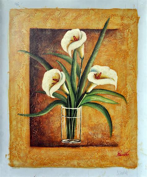 cuadros al oleo de flores modernos perfecto imagenes de cuadros de flores modernos foto