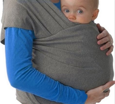 best baby sling for newborn infant newborn kid baby carrier sling swaddle wrap cotton