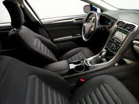 Ford Fusion 2016 Interior 2016 Ford Fusion Hybrid Price Photos Reviews Features