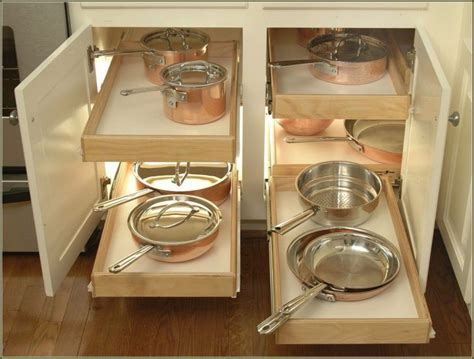 cabinet inserts for pots and pans 17 best ideas about pull out shelves on