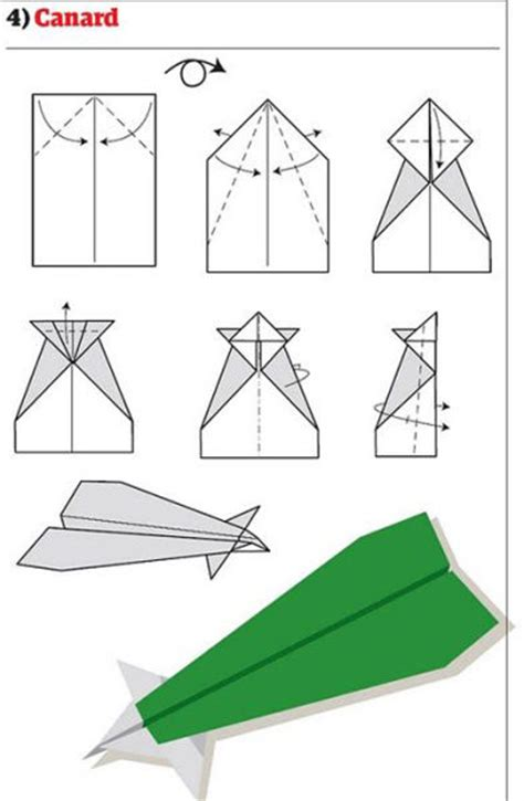 Origami Paper Airplane - youloo paper airplanes