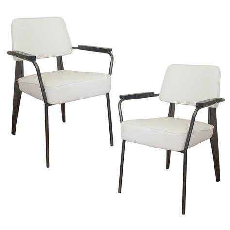 accent arm chair set amerihome white faux leather fauteuil direction accent arm