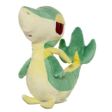 interactive toys tomy snivy interactive plush from eye on asia uk