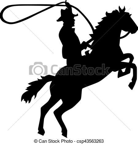 vetor de dois cavaleiros imagens de stock royalty free cavaleiro cavalo la 231 o rodeo boiadeiro clip art