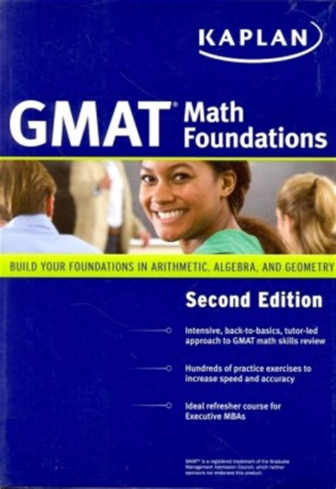 kaplan gmat math foundations books buy kaplan gmat math foundations 2nd edition at flipkart