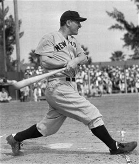 lou gehrig swing 17 best images about lou gehrig on pinterest legends