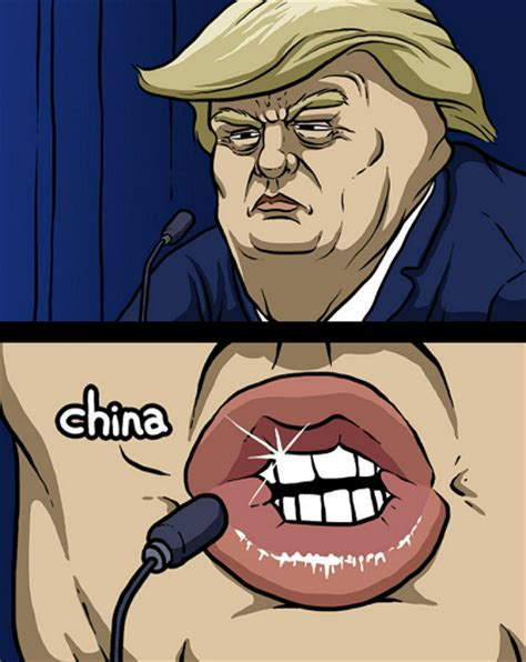 Chinese Cartoons Meme - the rhetoric of trade policy us china page 3