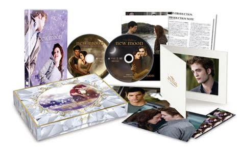 new moon new year gift set japanese new moon limited edition dvd gift set twilight