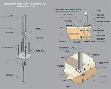 Handrails Australia Balustrades Aluminium Extrusions And Balustrade Systems