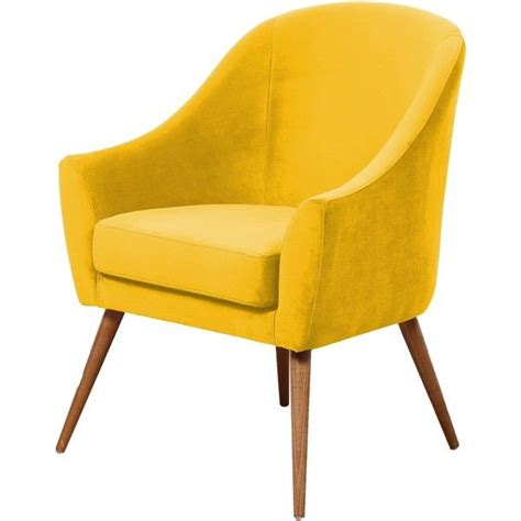 Yellow Occasional Chair Design Ideas Mustard Yellow Accent Chair Best 25 Chairs Ideas On Pinterest Seat Home Design 1