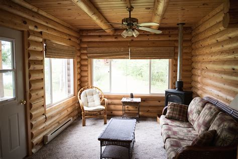 minnesota cabin rentals with boat mn resort cabin aurora new log cabin on lake vermilion
