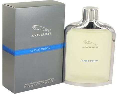 Parfum Original Jaguar Classic jaguar classic motion cologne for by jaguar