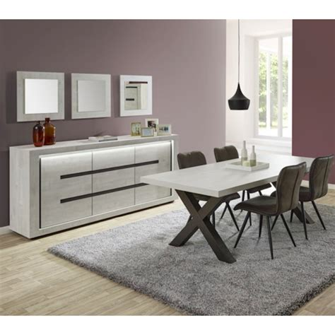 Ensemble Salle A Manger Moderne by Salle A Manger Complete Moderne Atout Mobilier