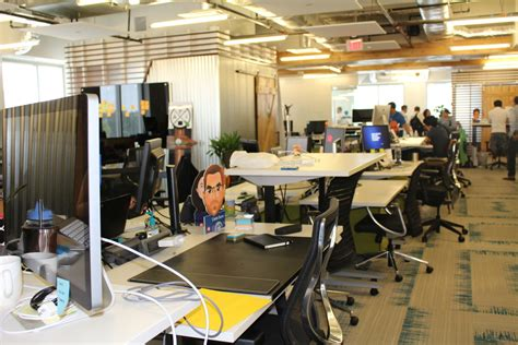 Capital One Executive Office by A Startup In A Corporate Desert Inside The Tysons Corner