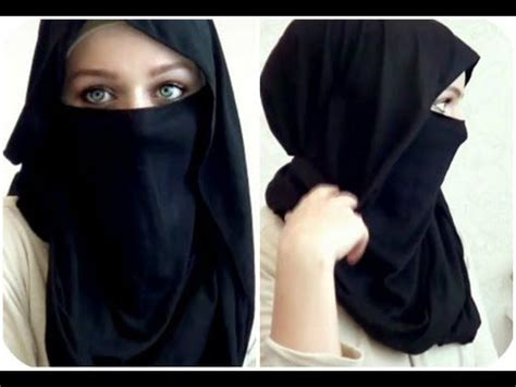 hijab tutorial with niqab 37 best hijab and niqab tutorials images on pinterest