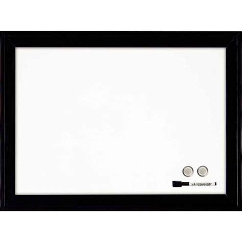 Cadre Photo Noir Et Blanc by Tableau Blanc Magn 233 Tique 58 5x43cm Cadre Noir Rexel
