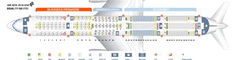 air 777 300 seating seat map boeing 777 300 air new zealand best seats in the