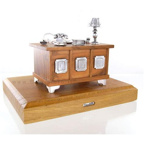 scrivania legno scrivania avvocato in argento 925 000 e legno gioielloro