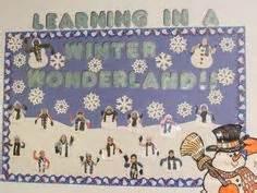 Winter Wonderland Door Decorating Ideas - bulletin boards on pinterest bulletin boards fall bulletin boards and classroom door